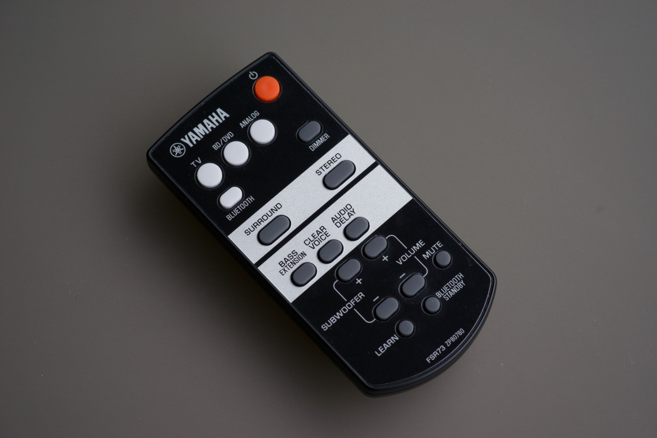 remote télécommande yamaha yas-105