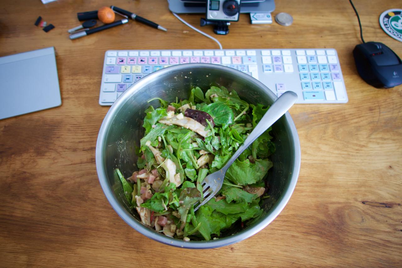 rx100m3 salade bureau