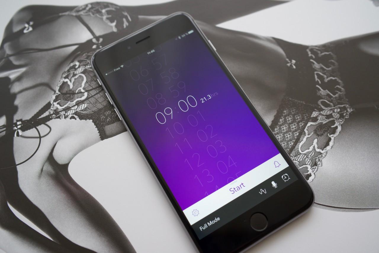 pillow test du r veil intelligent qui analyse votre sommeil. Black Bedroom Furniture Sets. Home Design Ideas
