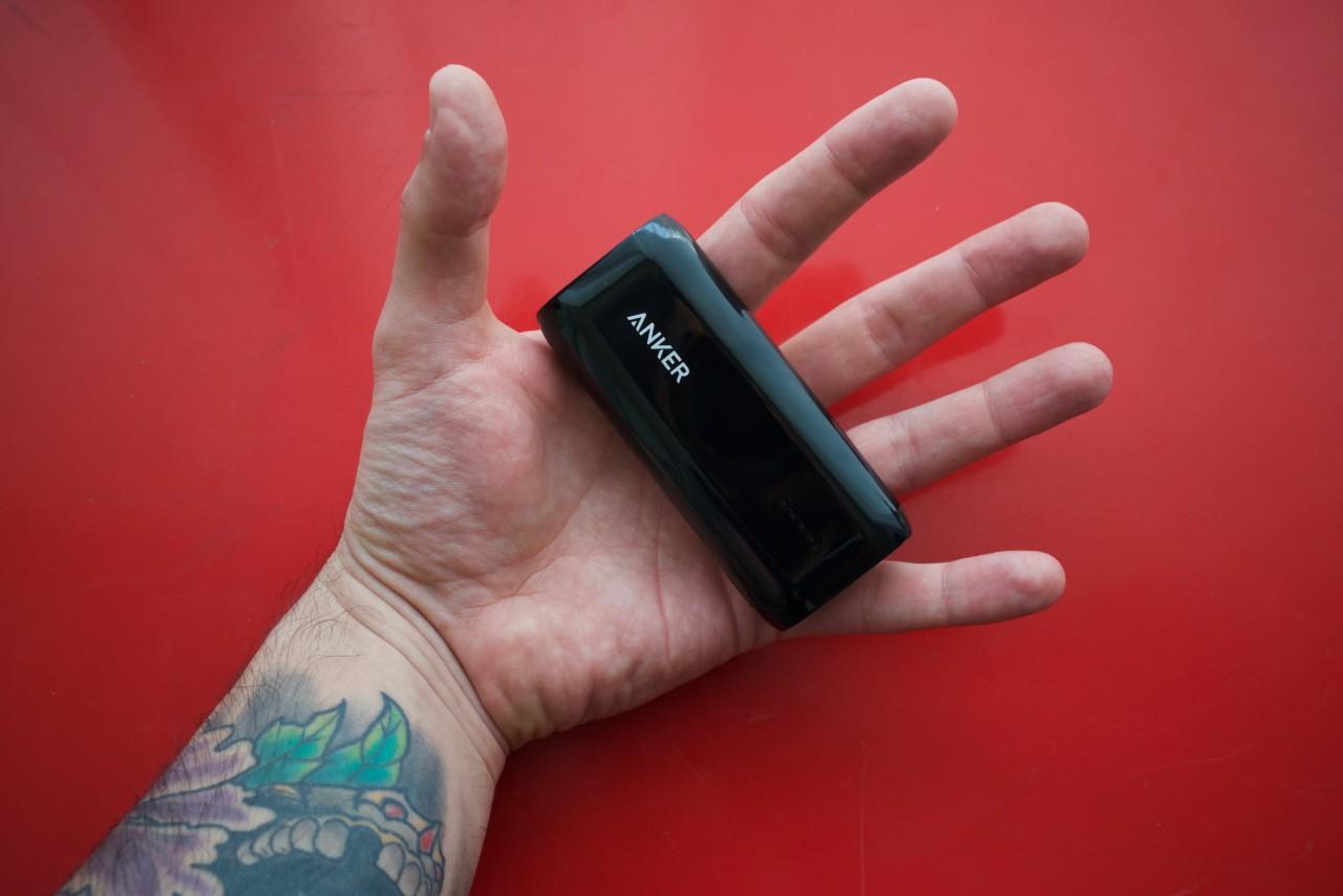 anker astro E1 batterie