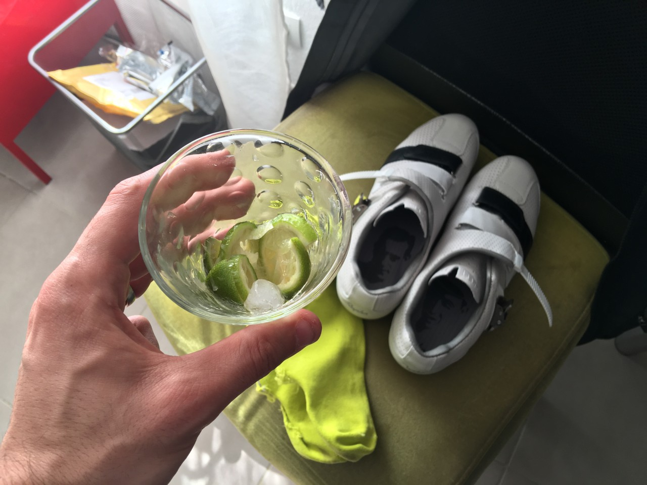 caipirinha chaussure rapha
