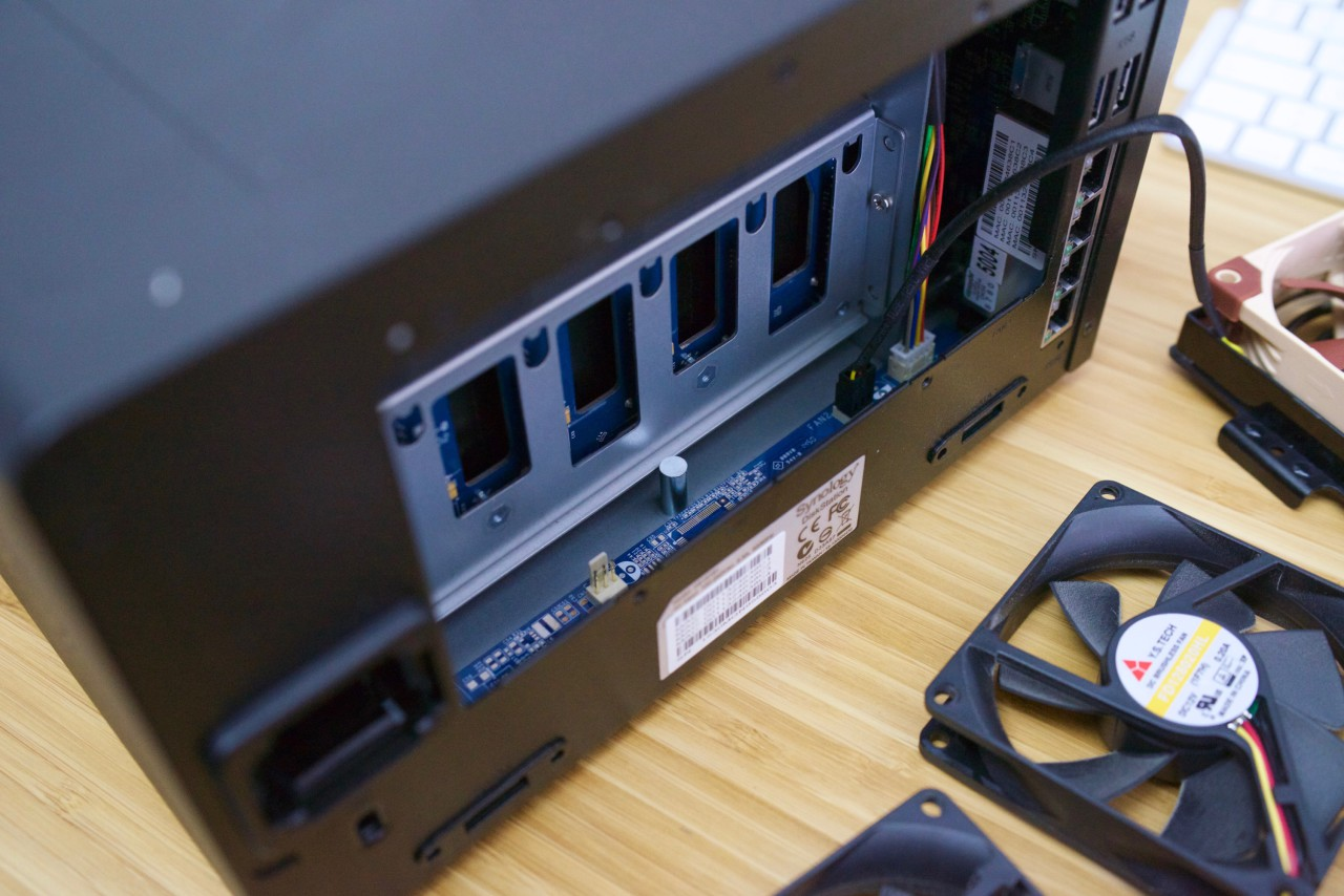 NAS Synology DS1515+ remplacement
