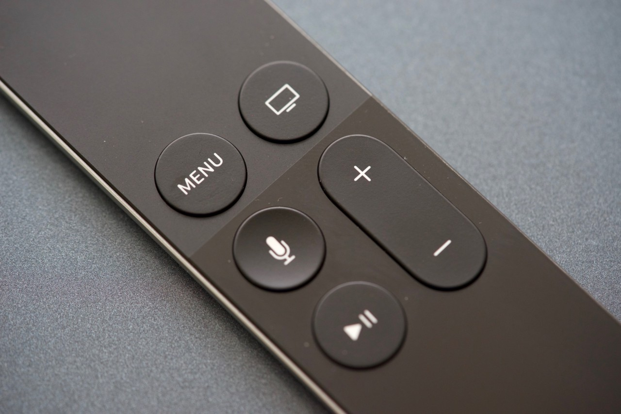apple tv 4 remote