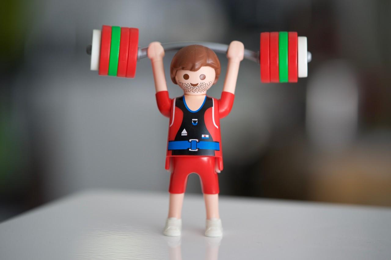 lokan playmobil musculation