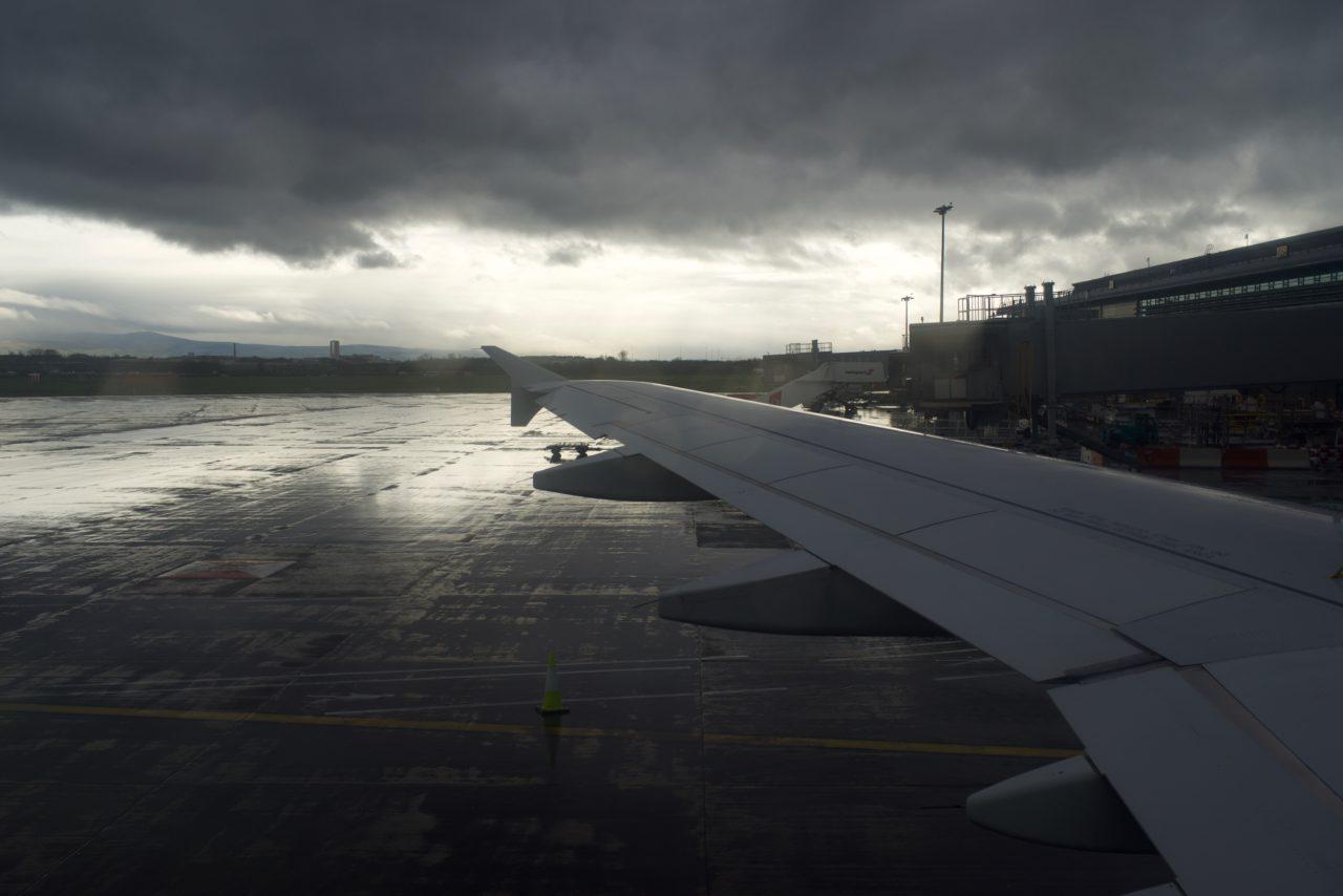 dublin climat aéroport