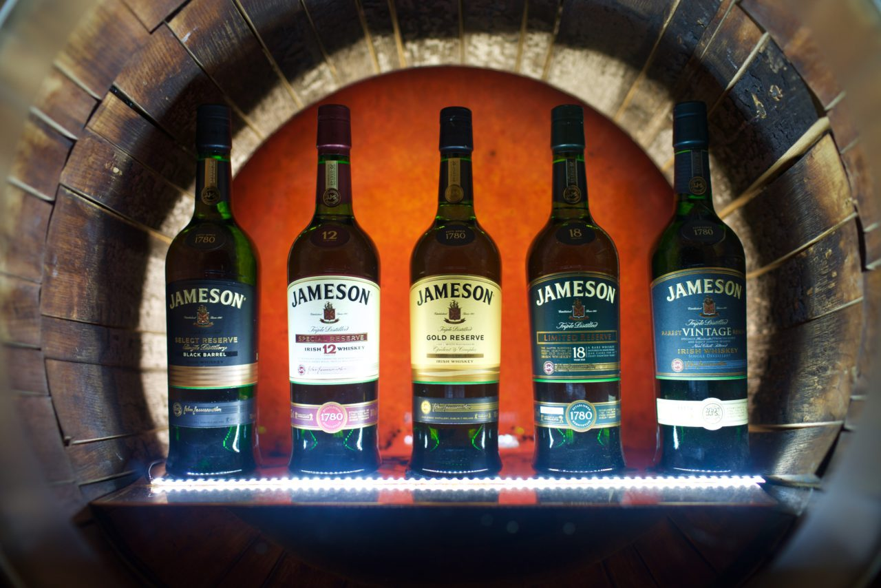 jameson black label