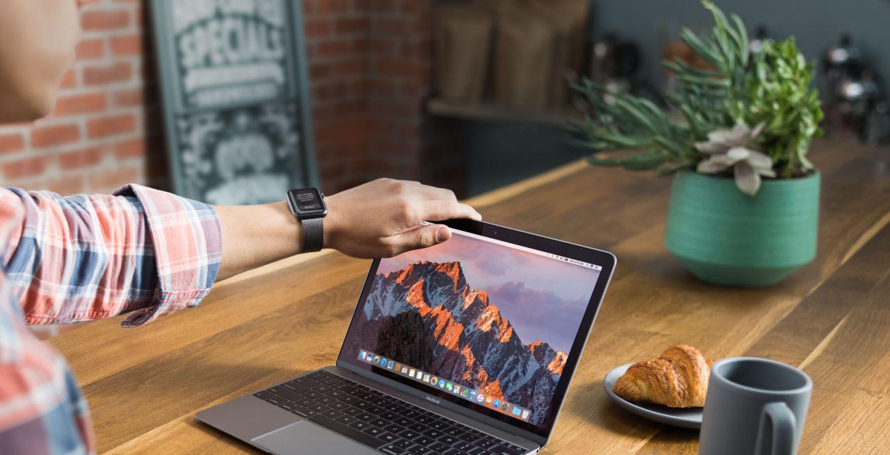 WWDC 16 macOS Sierra unlock apple watch
