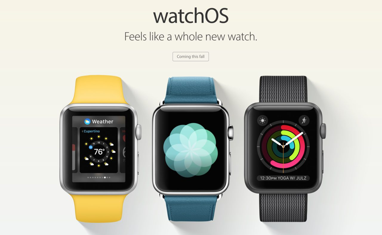 WWDC 16 watchOS3 breathe