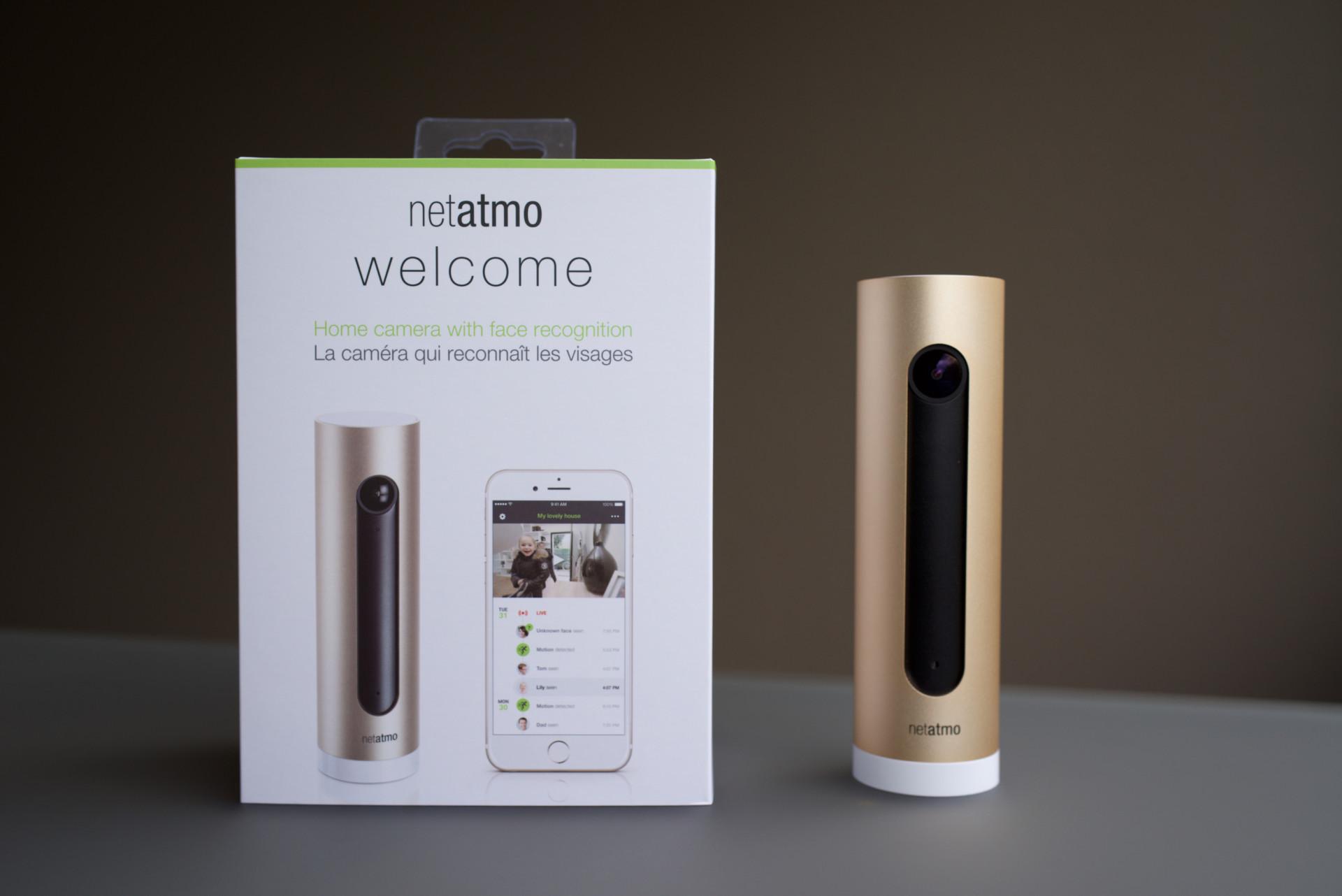 Bon Plan Netatmo Welcome En Promo A 150 Eur Au Lieu De 200 Eur