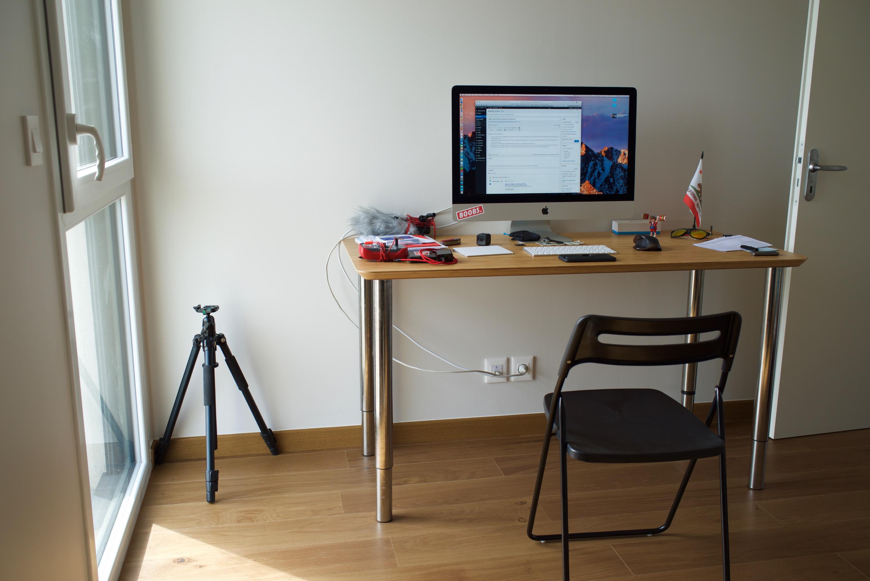 Id Es Pour Faire Un Bureau De Geek Et Une Chambre D 39 Ami