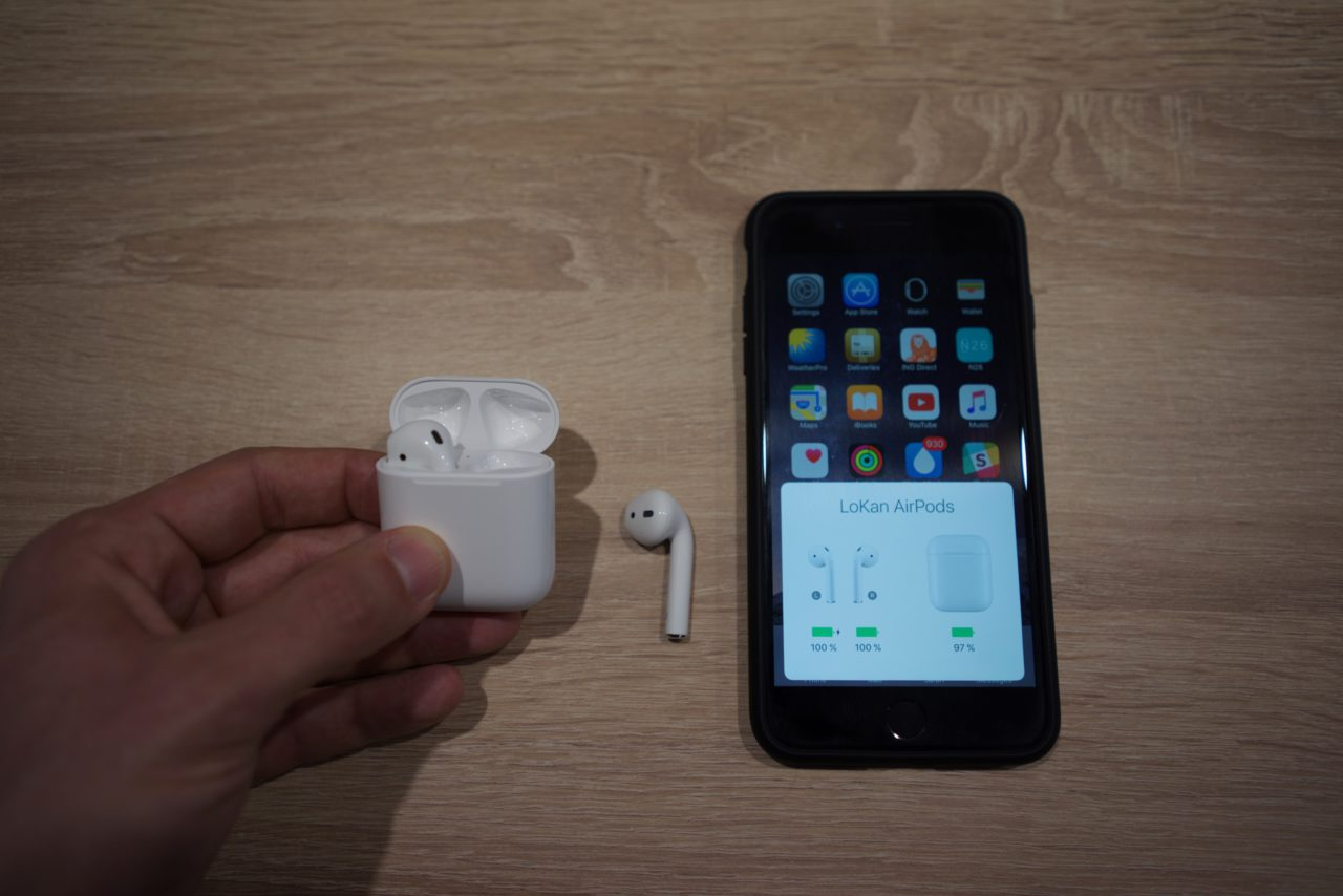 apple airpods iphone 7 plus