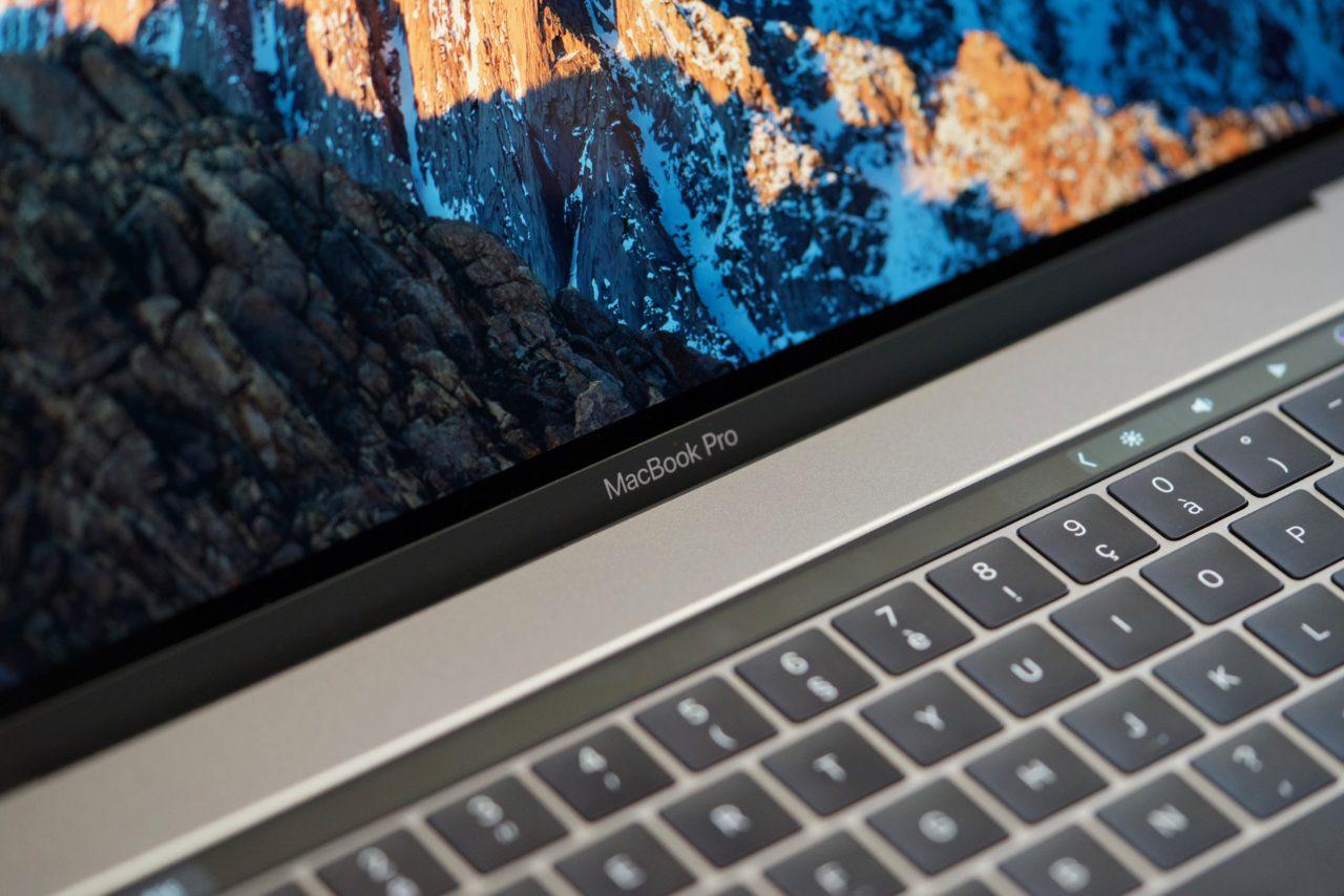 macbook pro branding