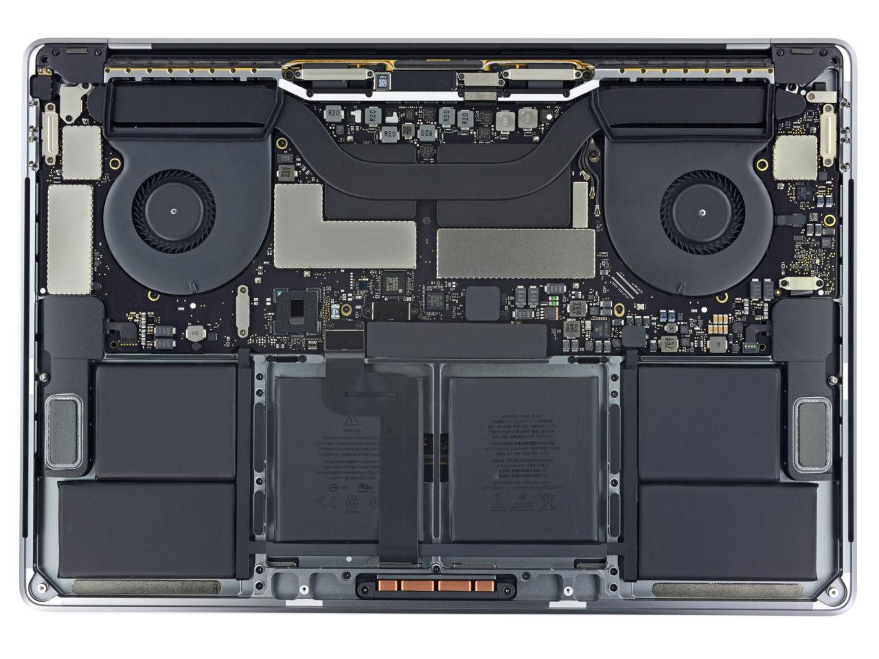 macbook pro touch bar batterie