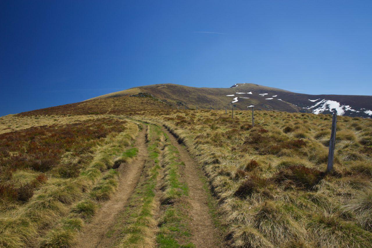 chemin randonnee mont fourcat