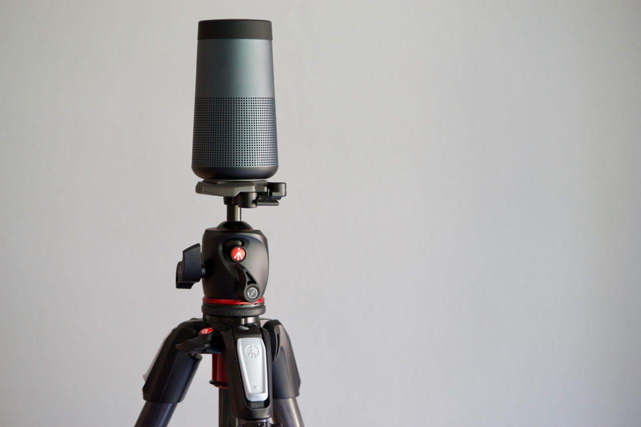 Bose SoundLink Revolve trepied