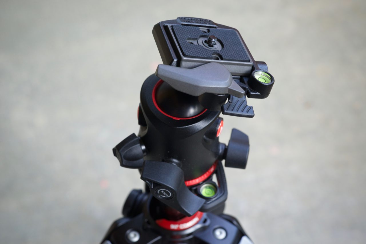 Manfrotto rotule