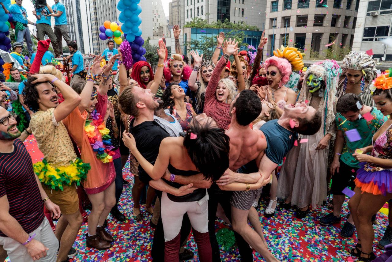 Sense8 Saison 2 gay pride