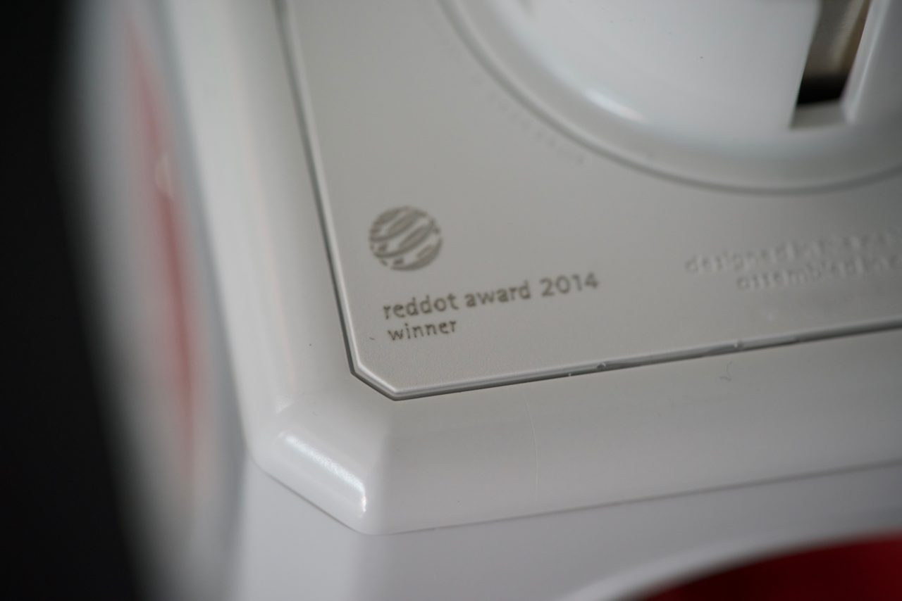 allocacoc powercube reddot award 2014