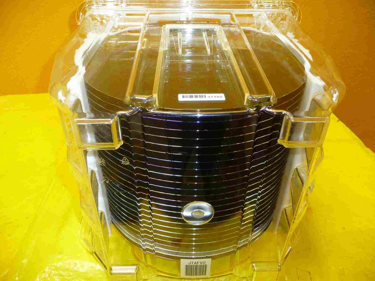 transparent wafers silicon