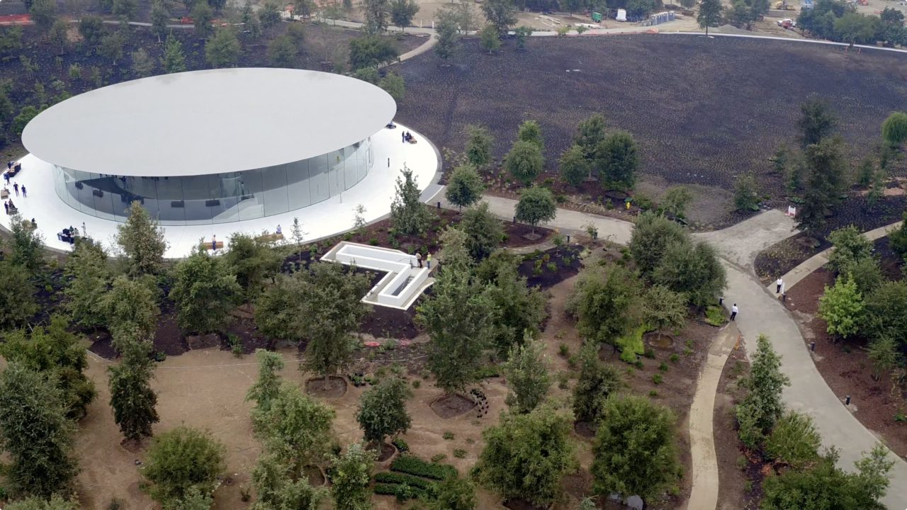 Steve Jobs Theater 2
