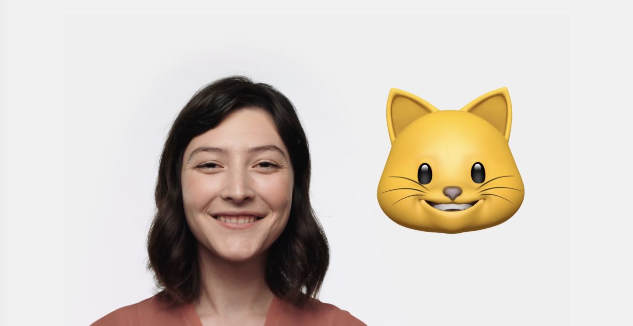 animojis chat iphone X