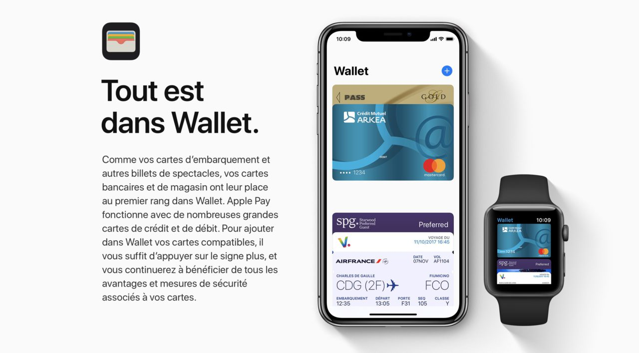 apple pay wallet watch iphone