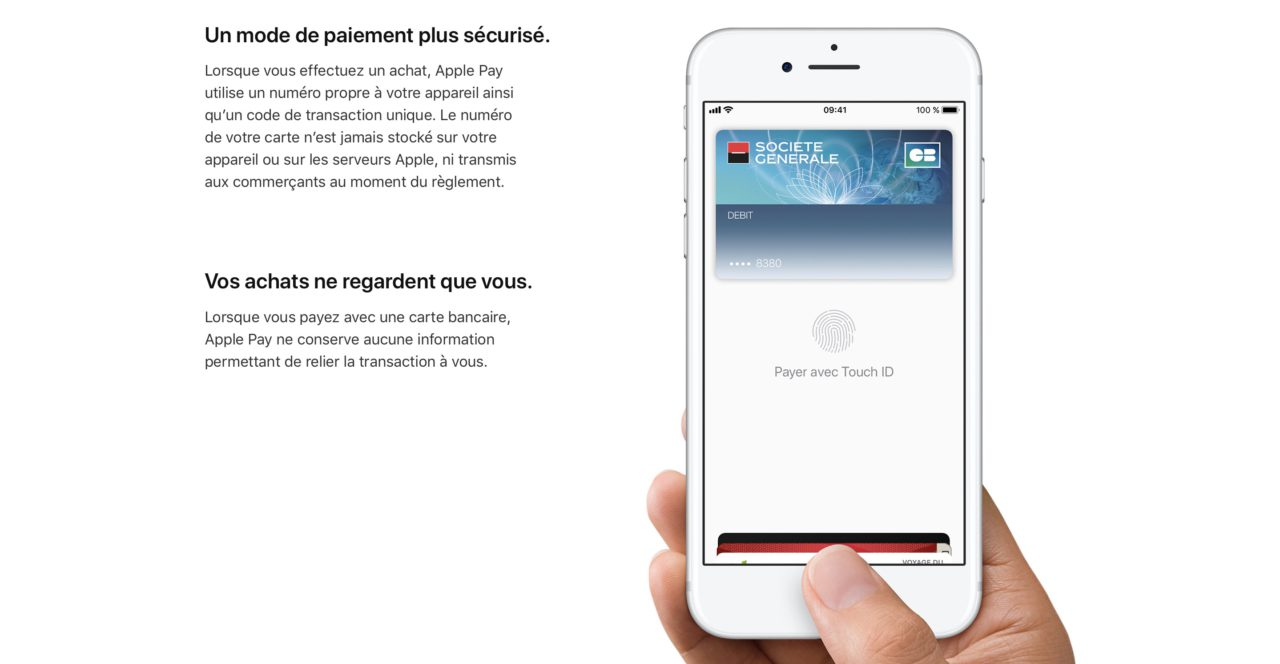 payer touch id apple pay