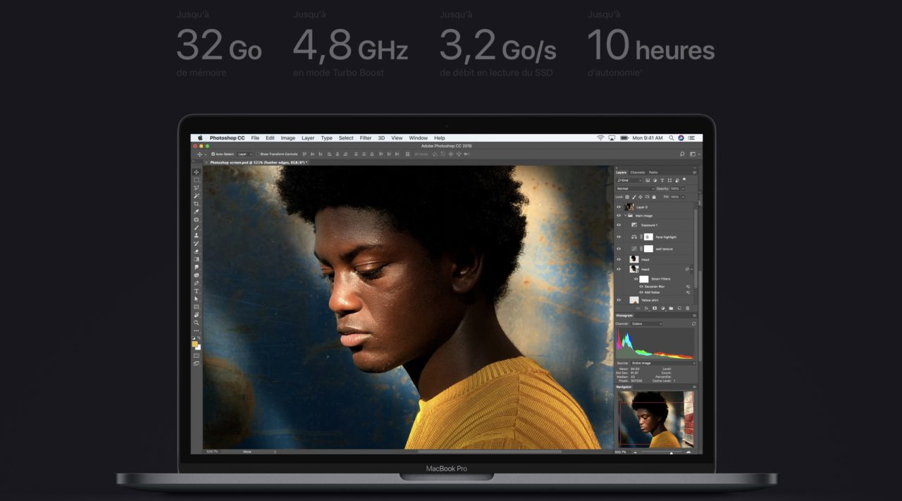 macbook pro specifications