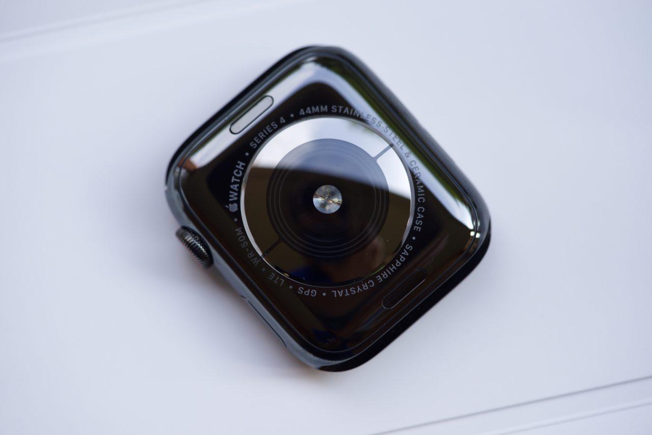 Apple Watch Series 4 ceramique