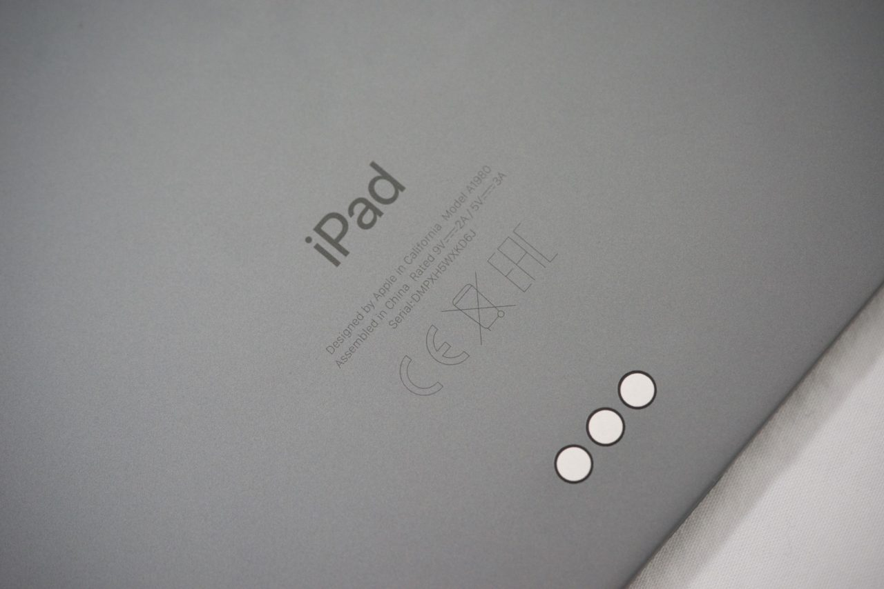 iPad Pro 2018 - 10