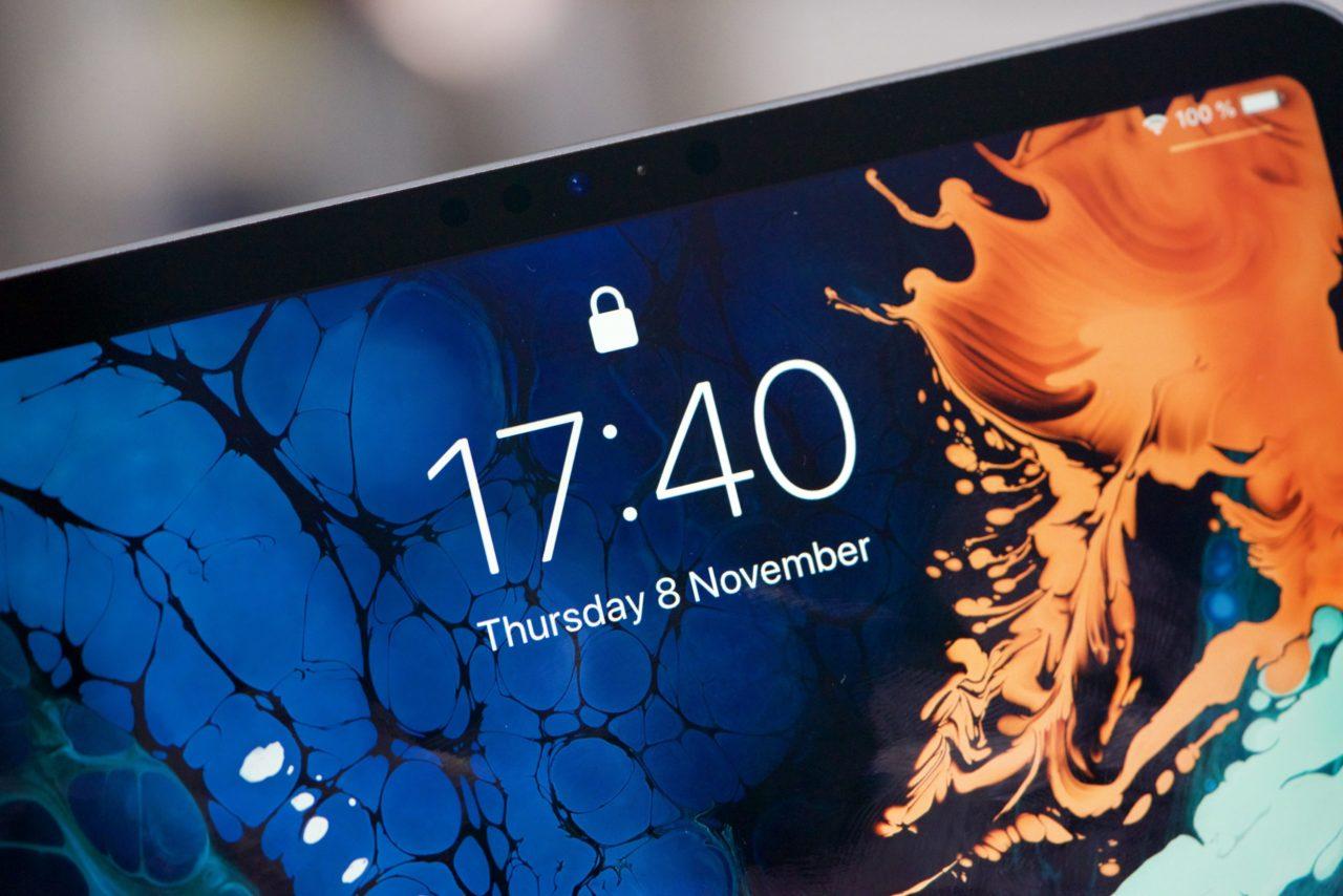 iPad Pro 2018 - 8