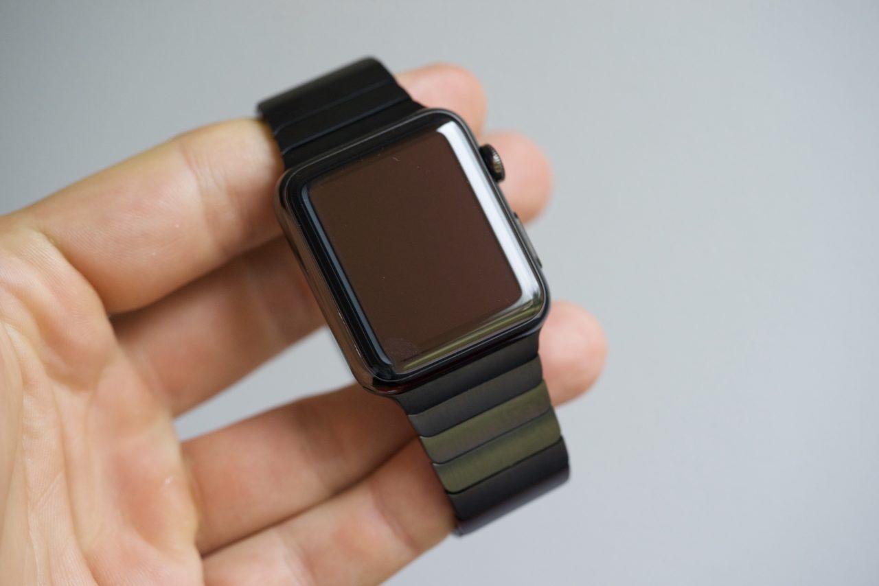 Apple Watch Series 1 acier 00002