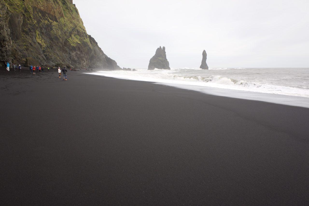 islande Reynisfjara ocean