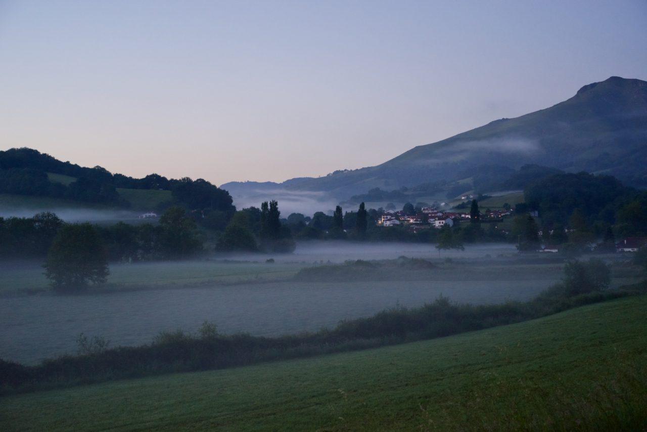 paysage saint etienne de baigorry