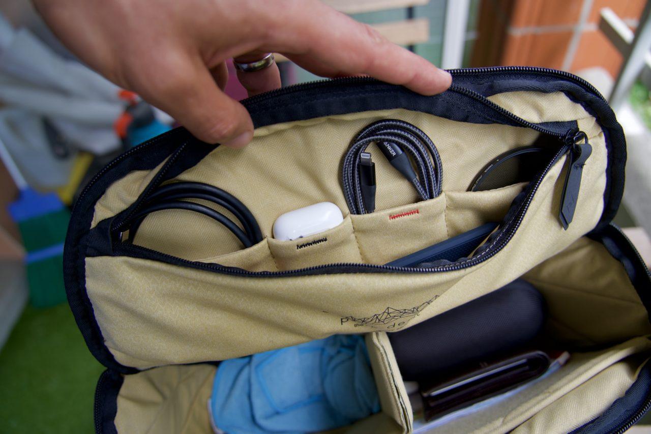 peak design sling doublure