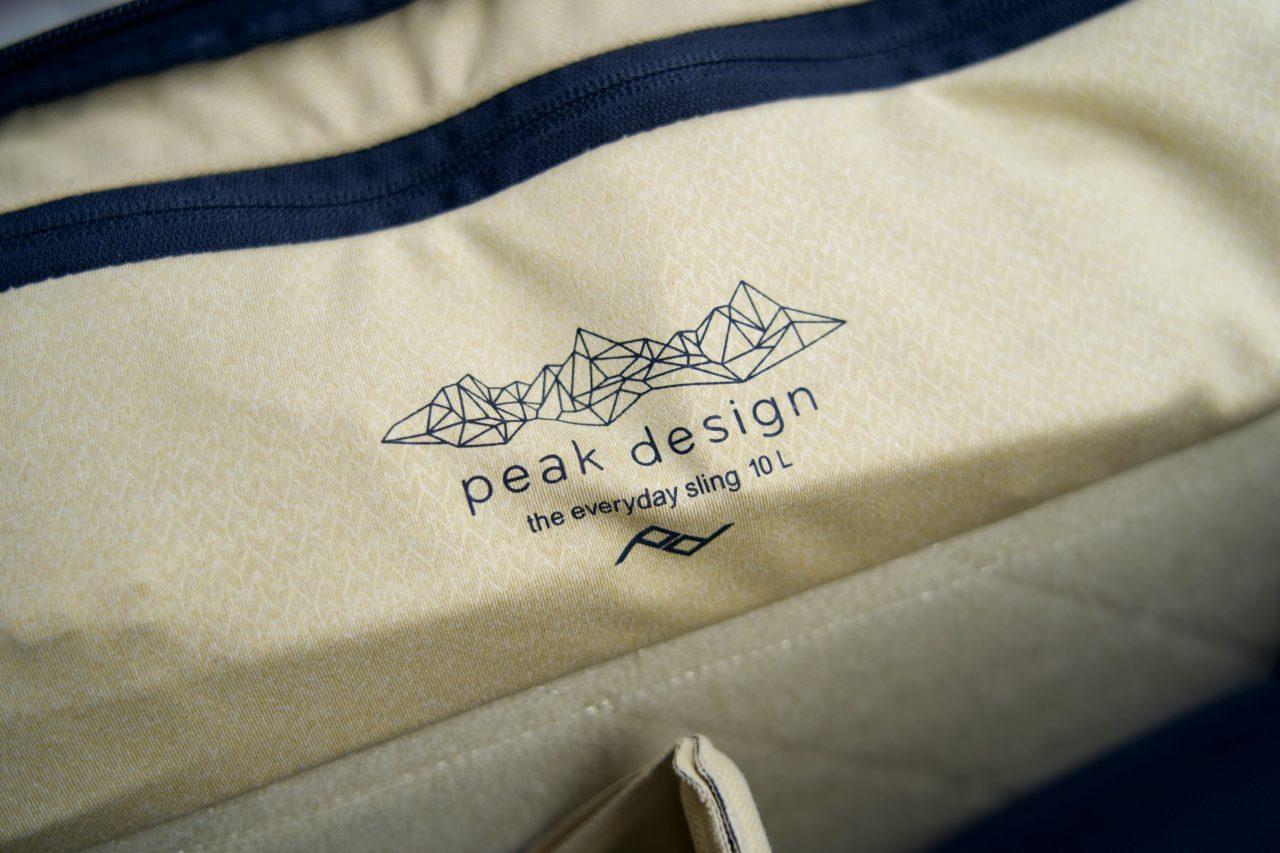 peak sling 10L