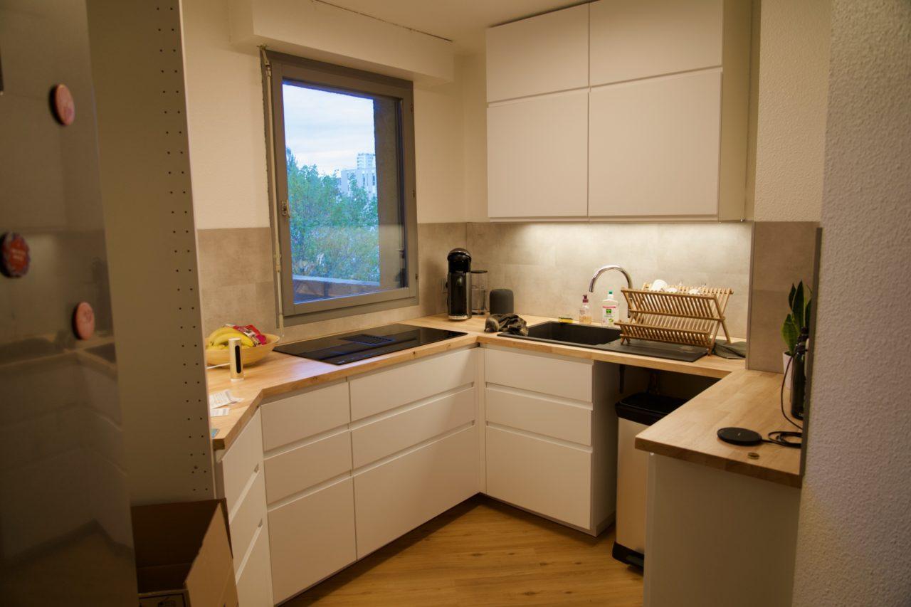 appartement lokan cuisine