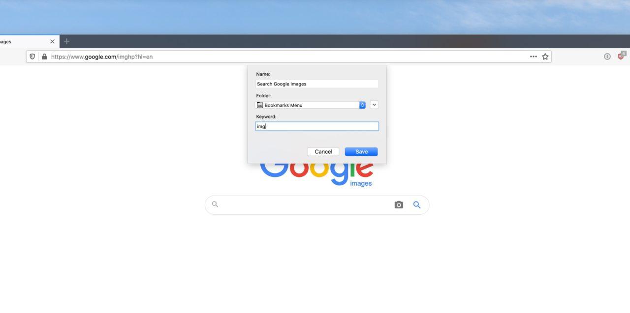 google images mot cle recherche