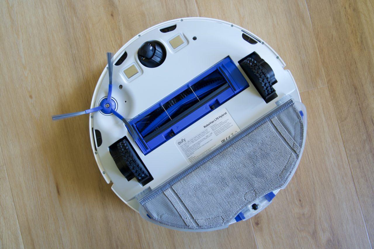 RoboVac L70 Hybrid serpilliere