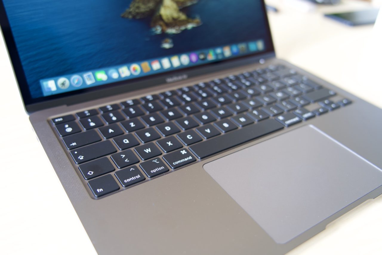 clavier macbook air 2020