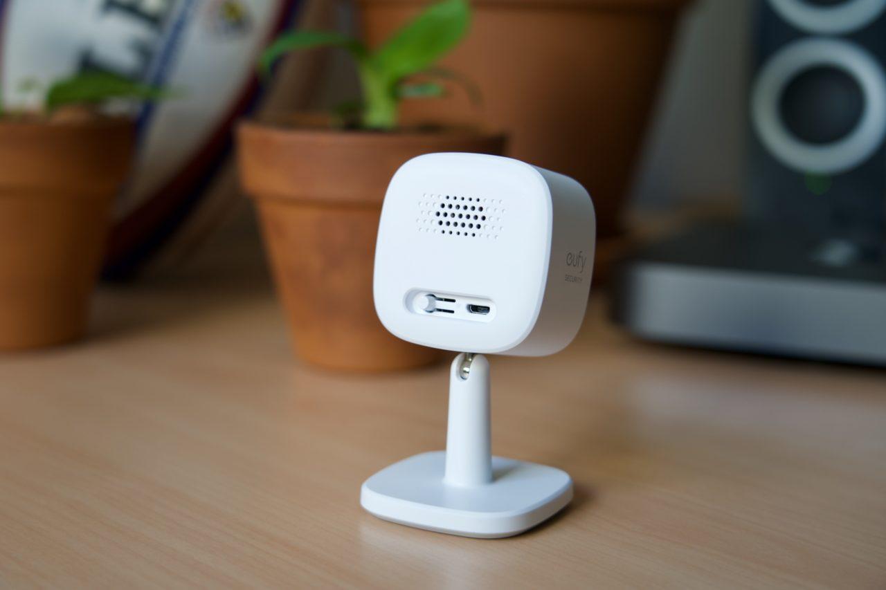 eufy 2K micro USB
