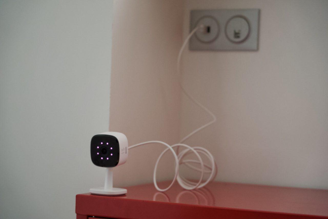 eufy indoor cam 2K nocturne