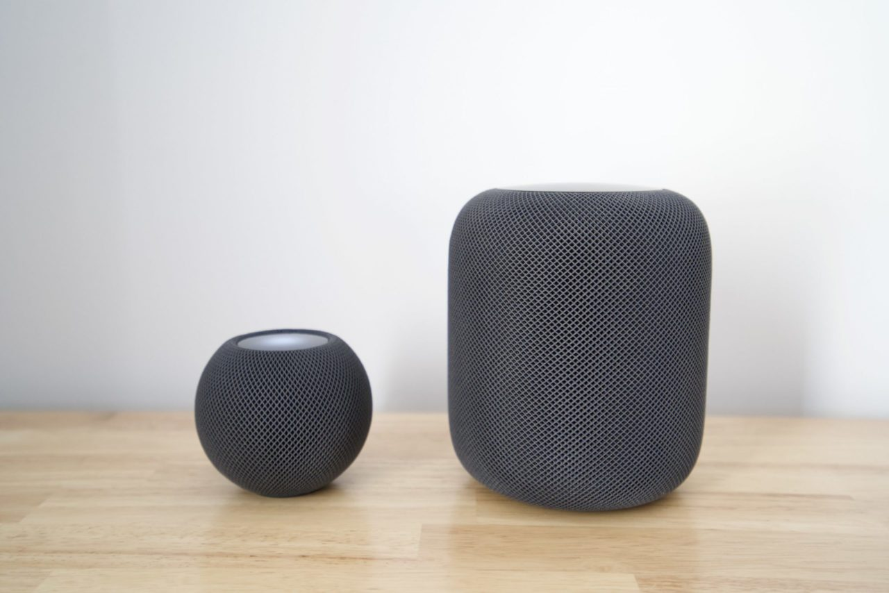 homepod mini vs homepod