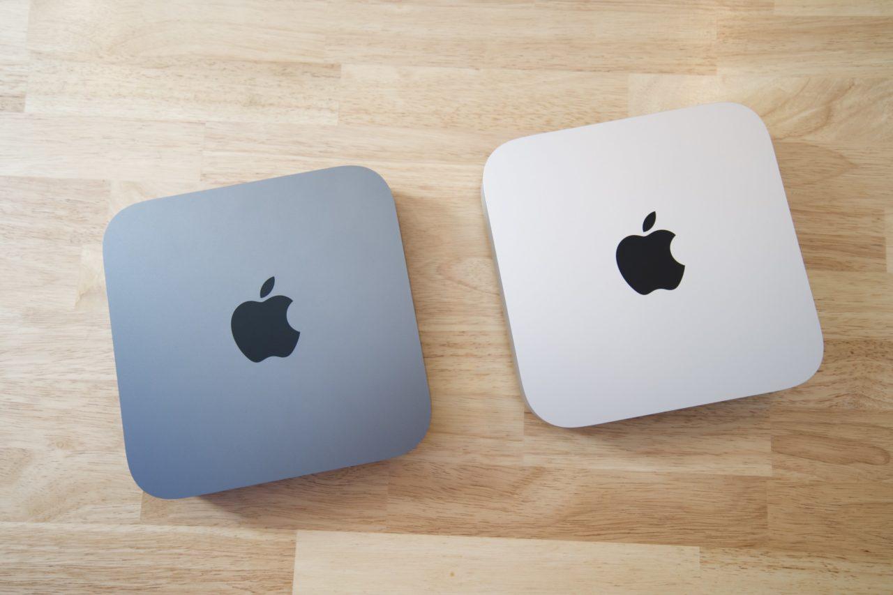 mac mini m1 vs intel