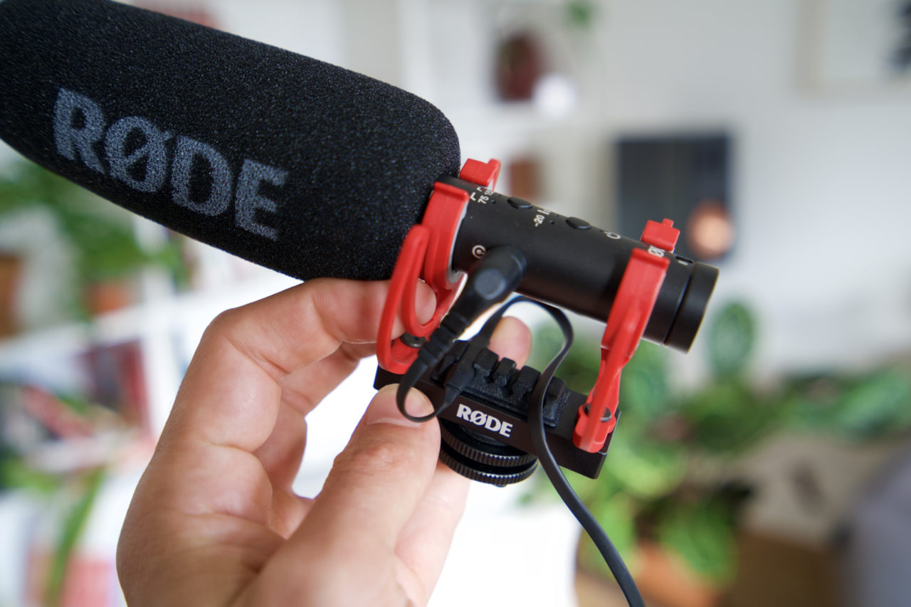 rode videomic ntg cable