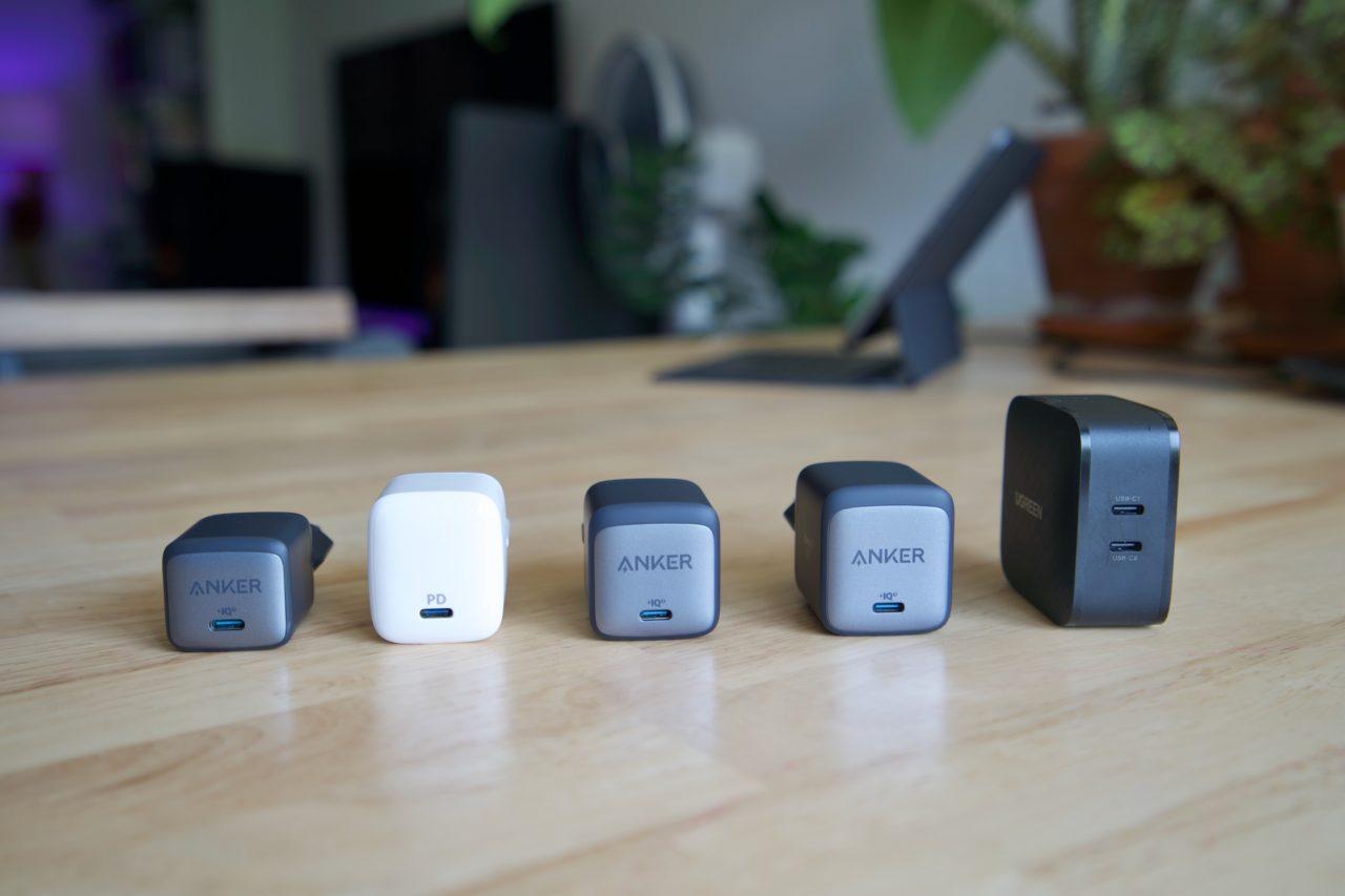 chargeur USB-c 2021